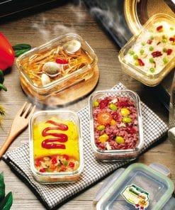 Hộp đựng thực phẩm - Đồ dùng bảo quản
