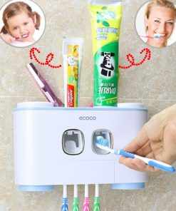 Bộ nhả kem đánh răng