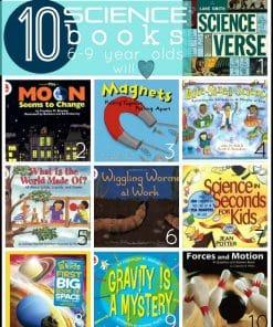 Sách cho bạn 6 đến 9 tuổi